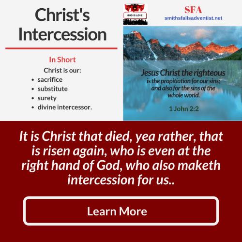 Illustration-background-title-Christ's Intercession-Bible verse