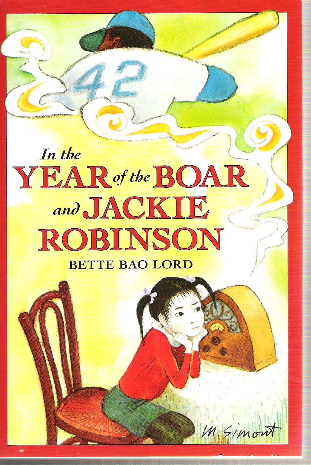 In The Year Of The Boar And Jackie Robinson By Bette Bao