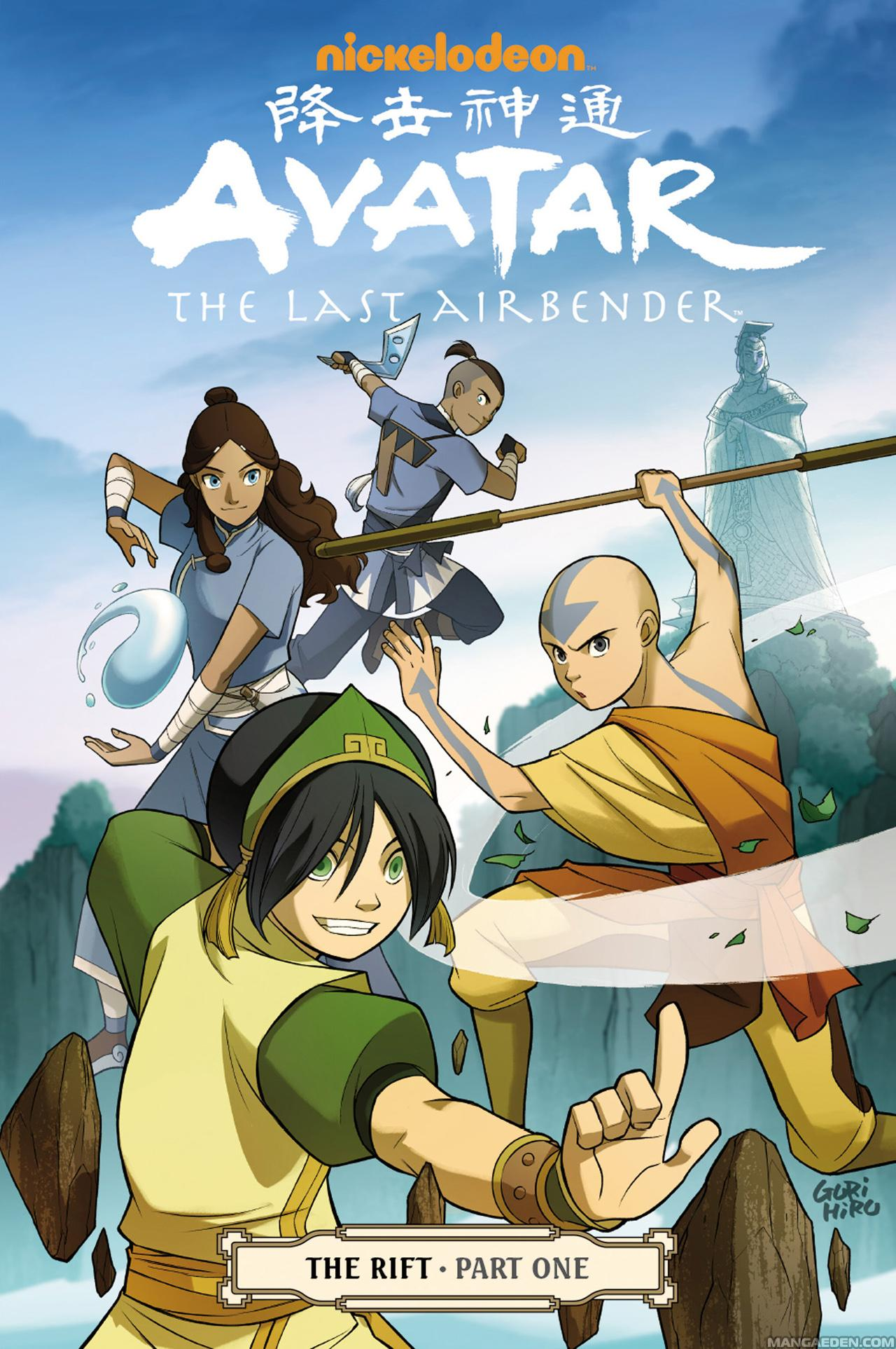 Avatar: The Last Airbender | The Rift (Part One) created by Bryan