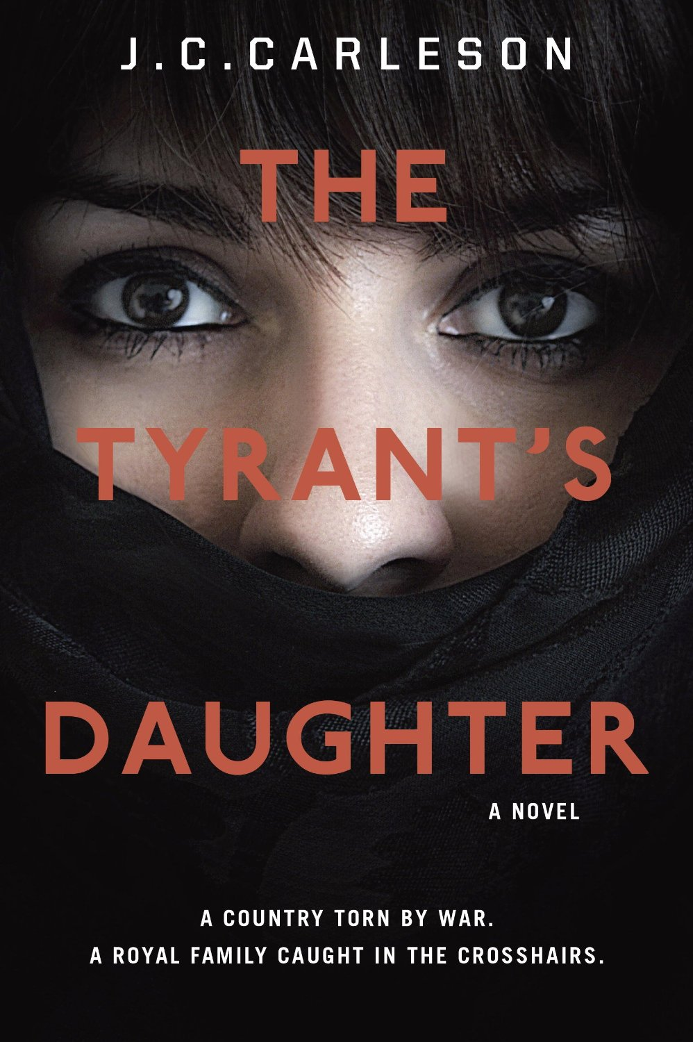 Image result for The Tyrant's Daughter Cover