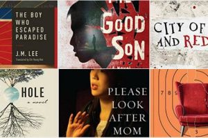 Electrifying Reads from the Other Side of the World: Seven Korean Thrillers in Translation [in The Booklist Reader]
