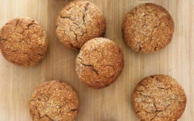 Vegan Banana Bread Cookies
