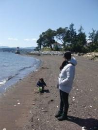 ゴールデンウィーク中カナダのバンクーバー島に帰省しました