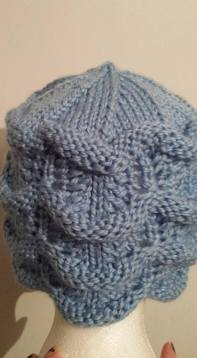 Crest of waves hat 2