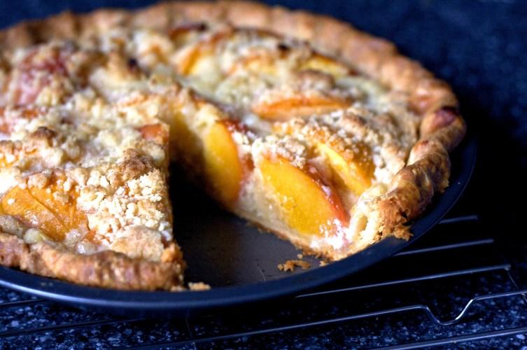 Peach And Creme Fraiche Pie Smitten Kitchen