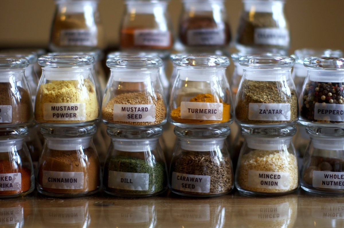 Nancy Bea Porno how to make an overly obsessive spice rack – smitten kitchen