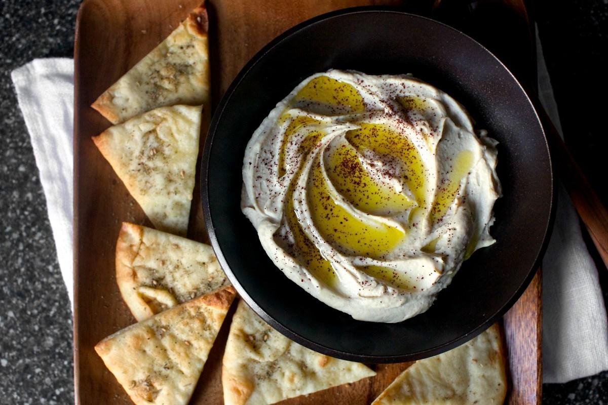 Ethereally Smooth Hummus Smitten Kitchen