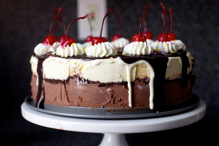 Awesome Hot Fudge Sundae Cake Smitten Kitchen Funny Birthday Cards Online Unhofree Goldxyz