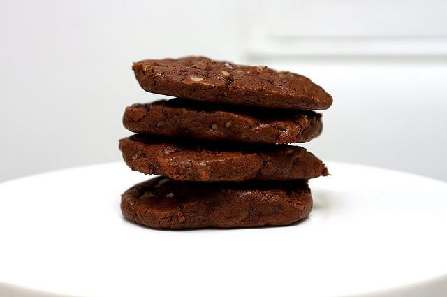 Chocolate Toffee Cookies Smitten Kitchen