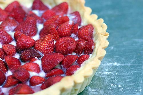 Strawberry Tart Smitten Kitchen