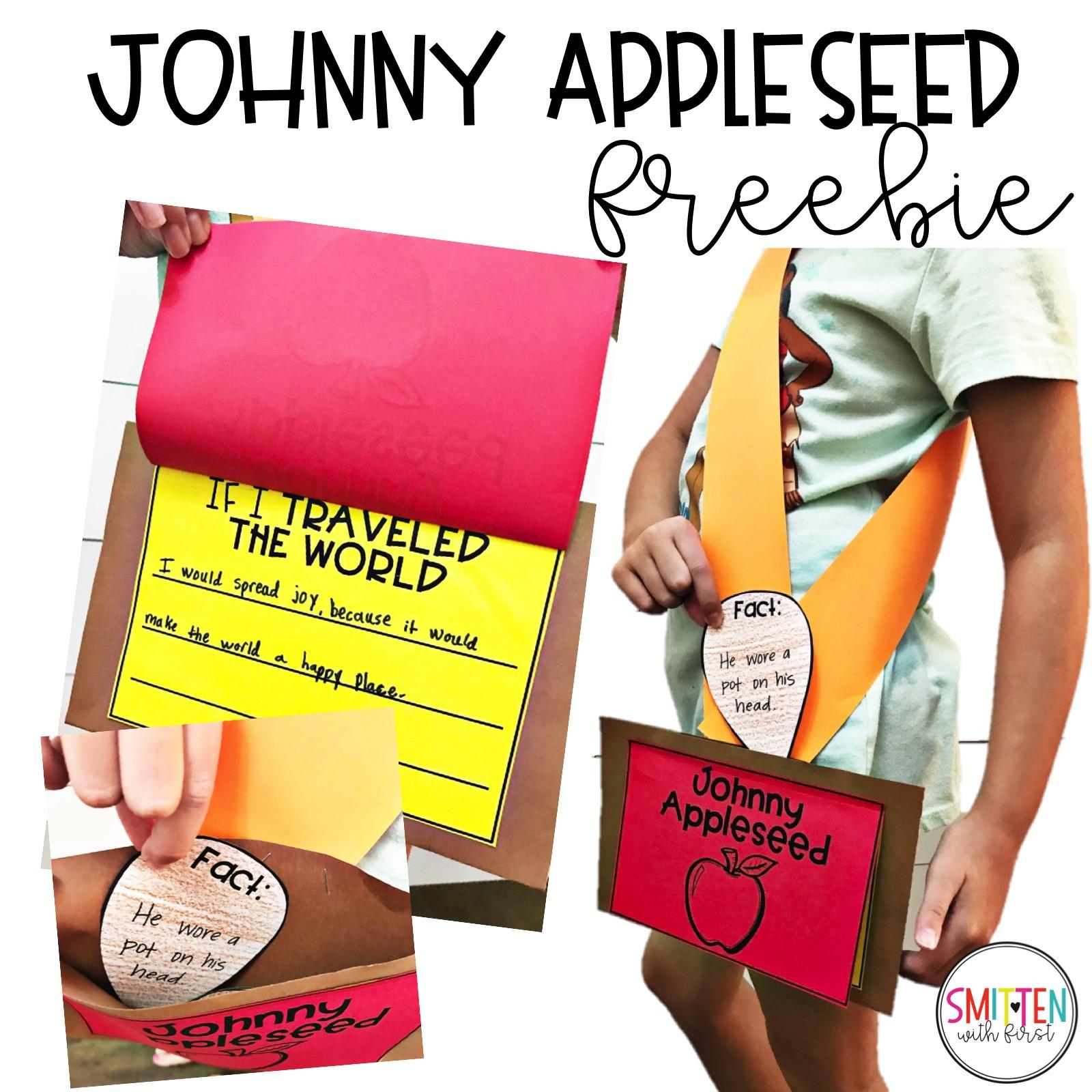 Johnny Appleseed Freebie