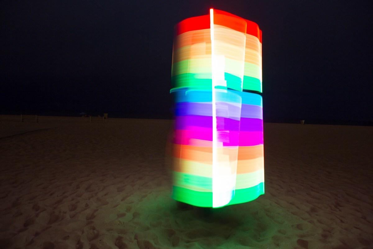 Rainbow Pod