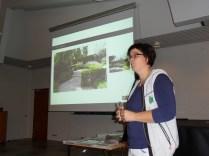 Sjouke holder foredrag i Esbjerg