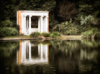 Portals of the Past, Lloyd Lake, Golden Gate Park
