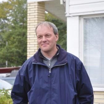 Kommodori Rolf Paulow (kommodori vuodesta 2010 ) syksyllä 2010 Pajalahdessa (JR)