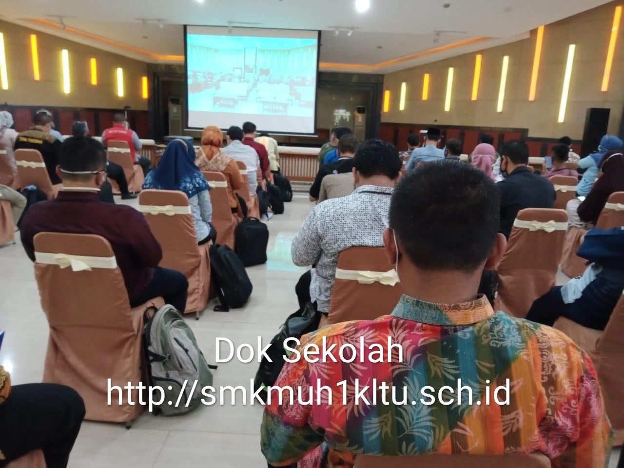 Penguatan Program COE SMK Muhammadiyah 1 Klaten Utara