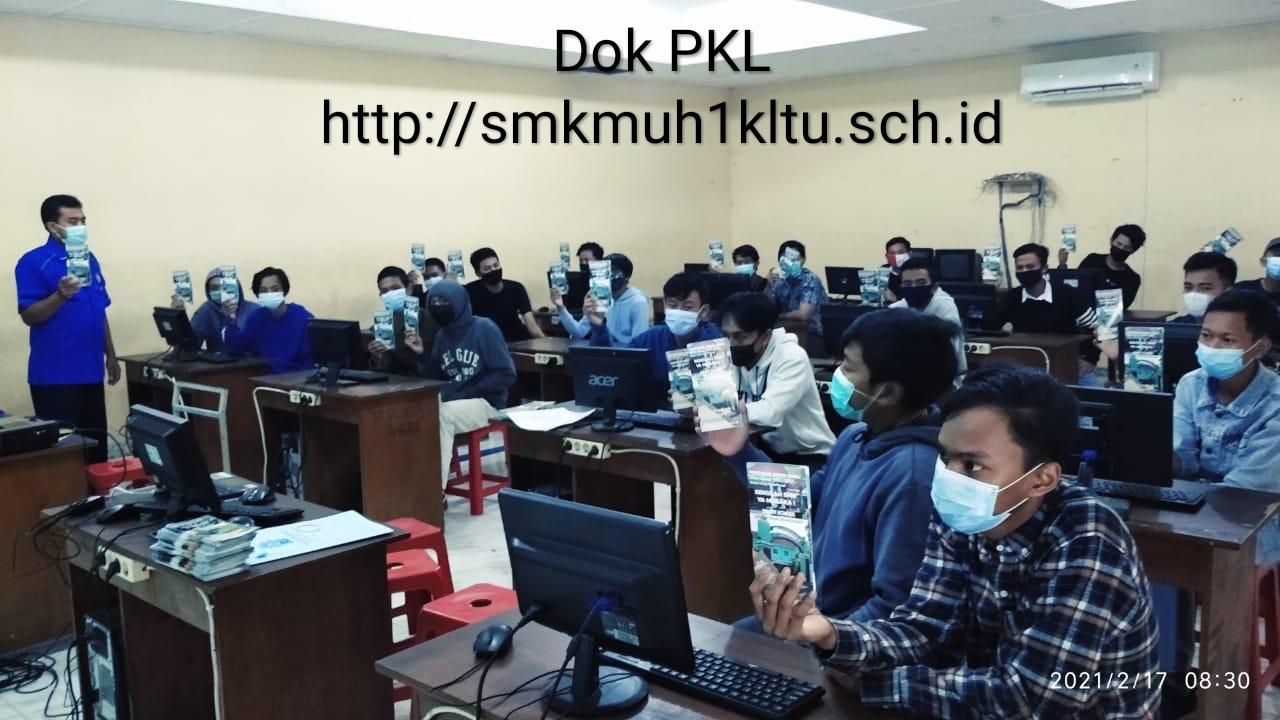 Sosialisasi Praktek Kerja Lapangan (PKL)