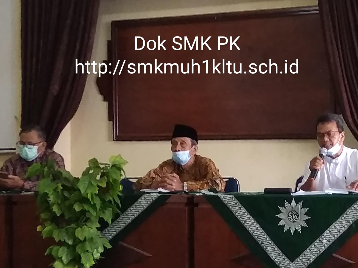 Sosialisasi SMK PK