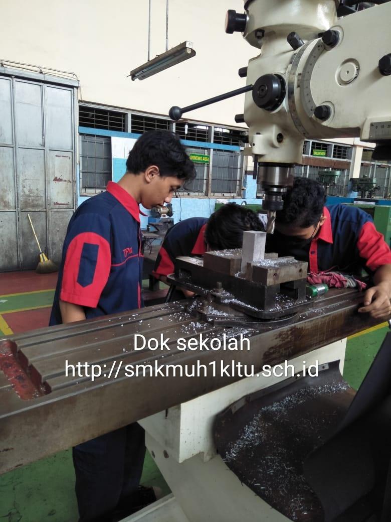 PKL (Praktek Kerja Lapangan) SMK Musaka Klaten