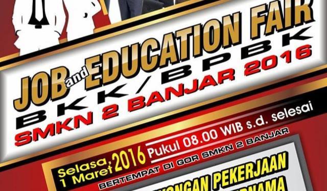 Job and Education Fair 2016