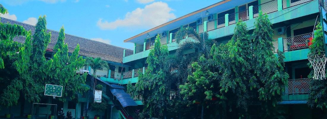 Gedung SMK Pancakarya Dalam