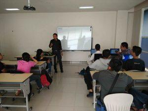 Kegiatan Ekstra Kurikuler di SMK TI Bali Global Jimbaran