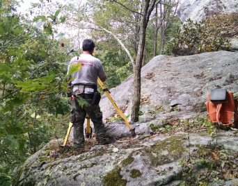 Surveying, Franklin NC - 16