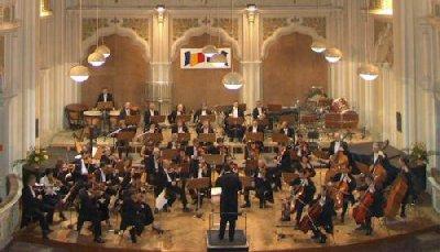 Concert simfonic azi de la ORA 18.30 in SALA FILARMONICII