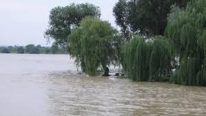Cod galben de inundatii in judetul Satu Mare