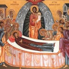 Crestinii serbeaza in 15 august Adormirea Maicii Domnului