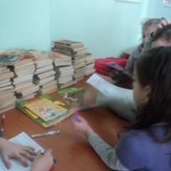 """Campania """"Donează o carte pentru bibliotecă!"""". Negreștenii sunt invitați să doneze cărți"""