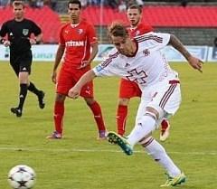 Eric Bicfalvi impresioneaza prin evolutiile sale in campionatul Rusiei