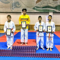 Judo: George Ilie, vicecampion național