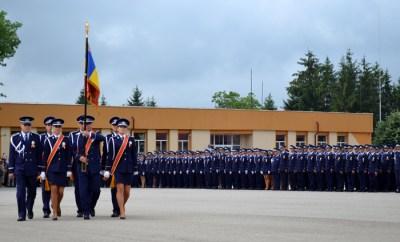Concurs de admitere pentru Şcoala de Agenţi de Poliţie