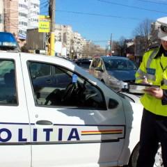 Acţiuni ale politiștilor din Satu Mare pentru siguranţa participanţilor la trafic