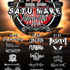 Rock Camp Satu Mare la prima editie