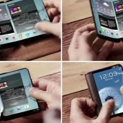 Samsung Galaxy X: telefonul pliabil se apropie de realitate