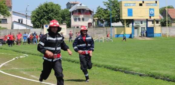 Faza județeană a Concursurilor Profesionale ale Serviciilor Voluntare și Private pentru Situații de Urgență