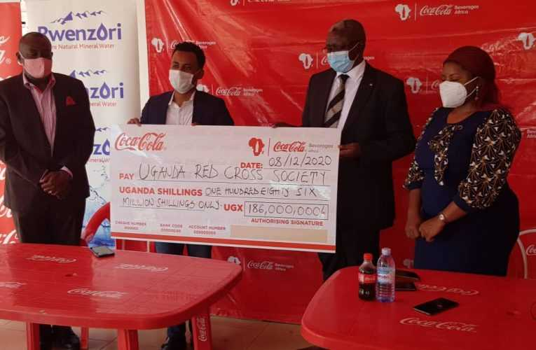 Coca Cola Donates More Shs 186 Million Towards The  Fight Against COVID-19