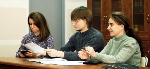 Отделение Совета молодых литераторов в Волгограде