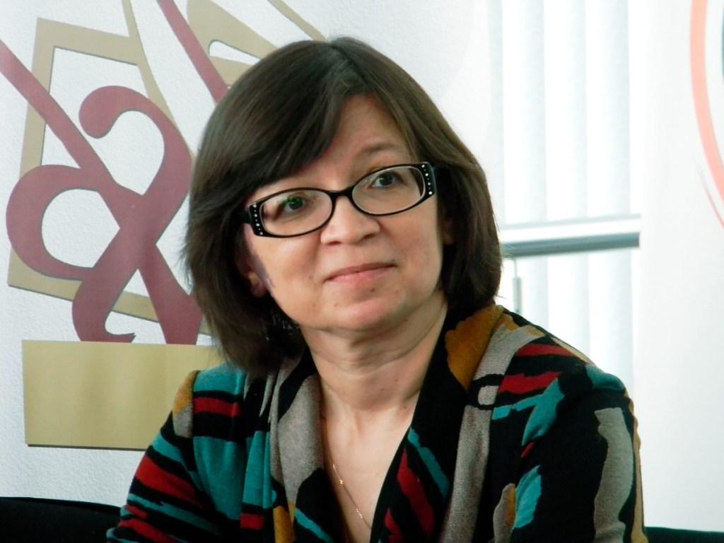 Организатор и поэт Нина Александровна Ягодинцева (г. Челябинск)