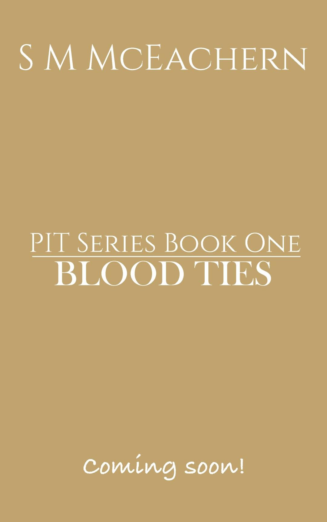 Blood Ties, by S.M. McEachern