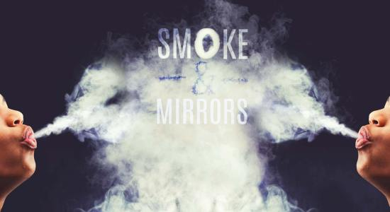Smoke and Mirrors - Image Copyright SMNW.Com