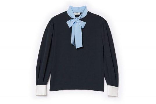 El significado oculto detrás del 'pussy bow', el detalle que domina las blusas del otoño