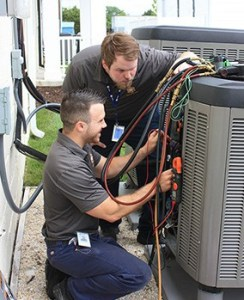 Certified HVAC Repair Techs with SMO Energy