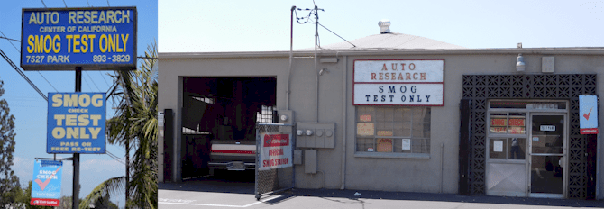 Smog Check Garden Grove Star Certified Test Only Station