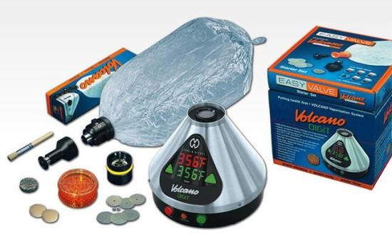 Volcano Vaporizer Complete package