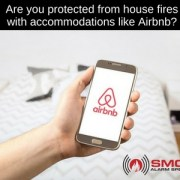 Airbnb fire protection
