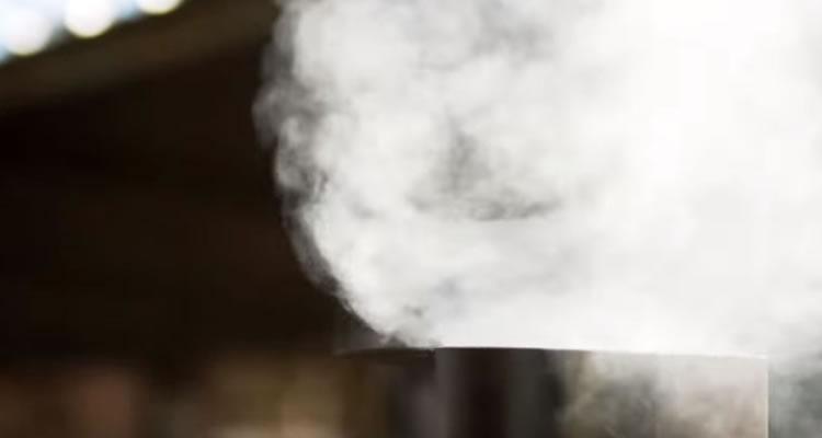 bbq brisket smoke
