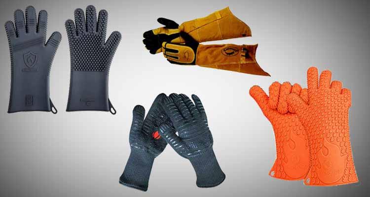 Best insulated bbq gloves 2017